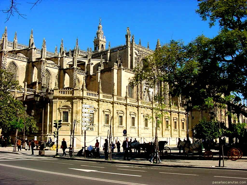 Horario de Misas en Sevilla