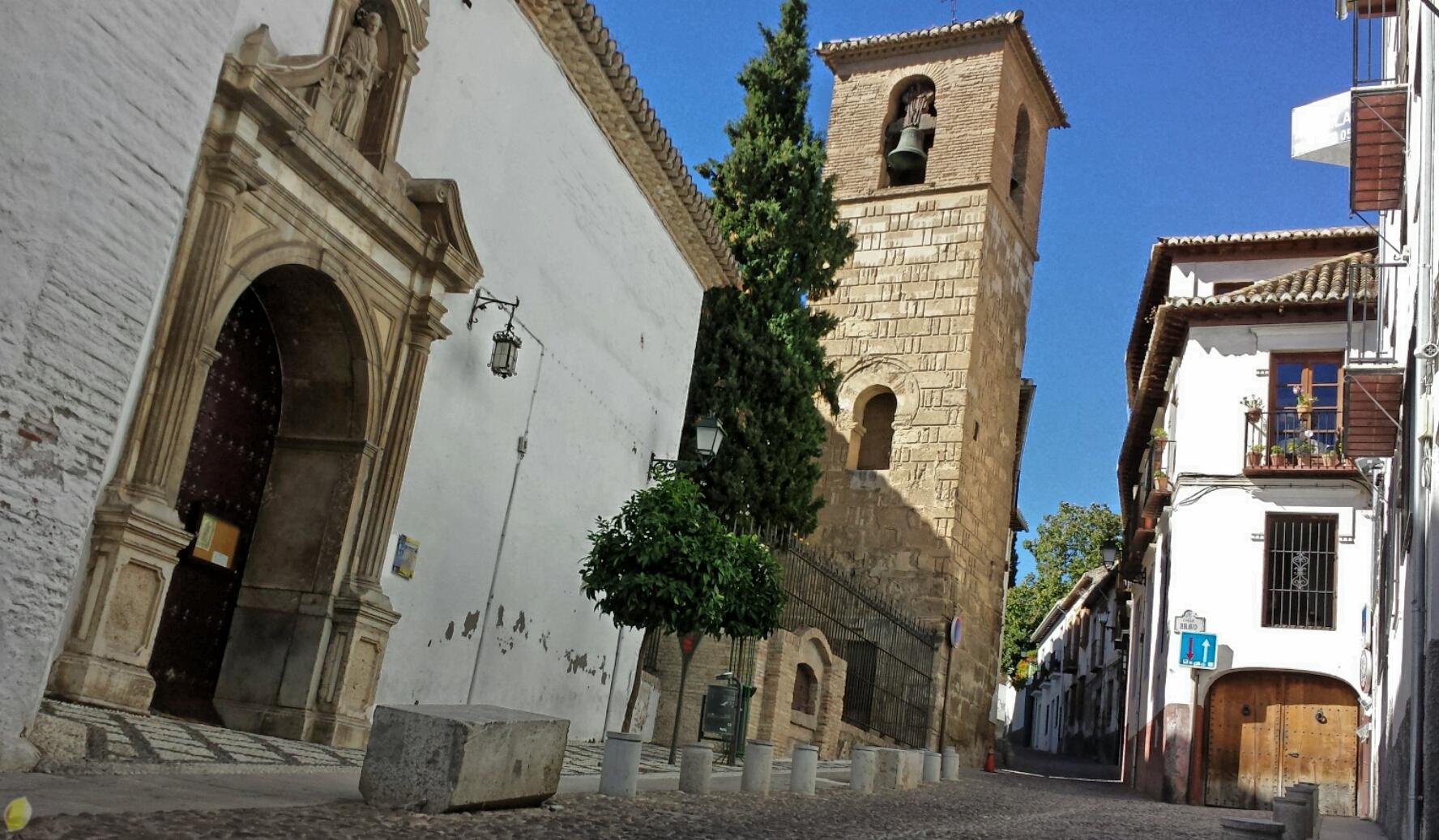 Horario de Misas en Granada, España