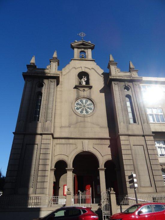 Horario de Misas en La Coruña