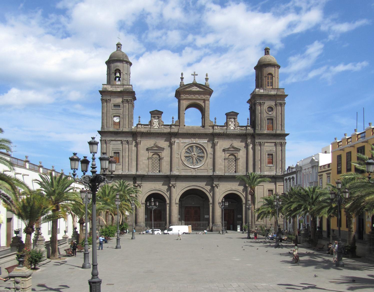 Horario de Misas en Las Palmas