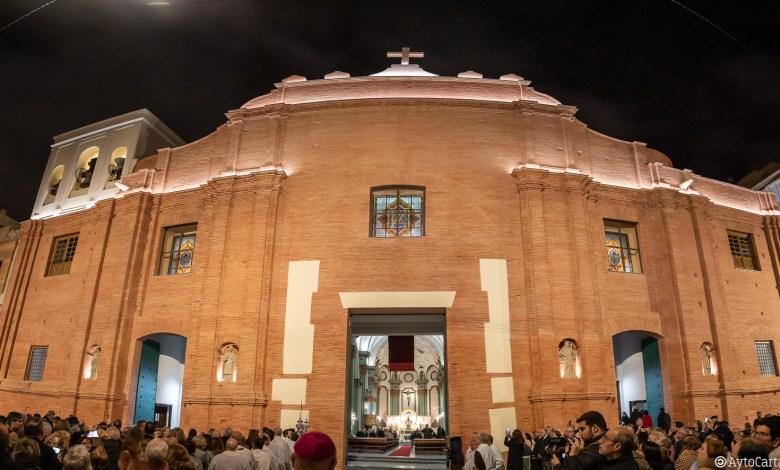 Horario de Misas en Cartagena
