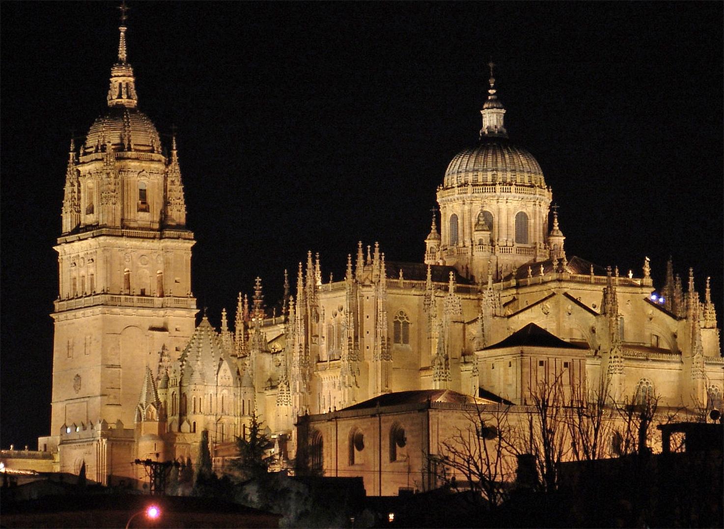 Horario de Misas en Salamanca