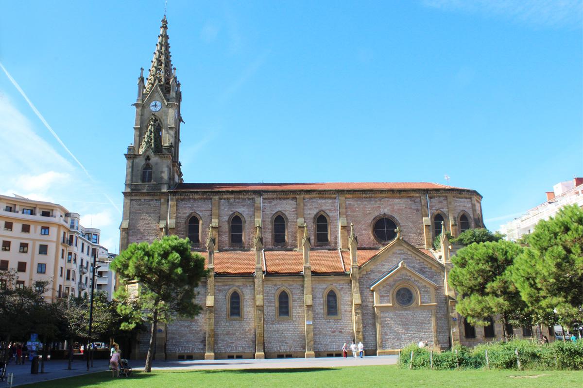 Horario de Misas en San Sebastián / Donostia