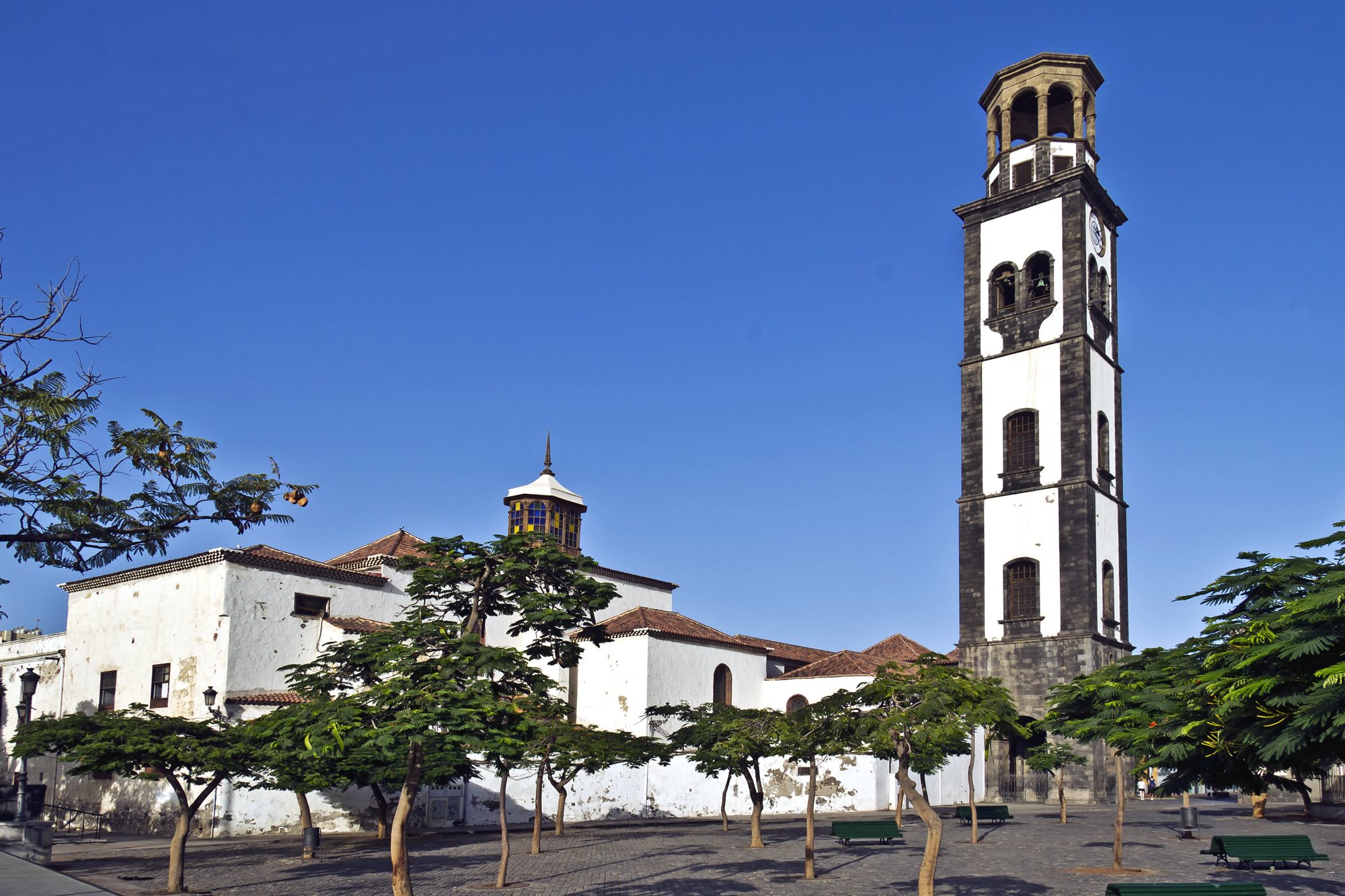 Horario de Misas en Santa Cruz de Tenerife