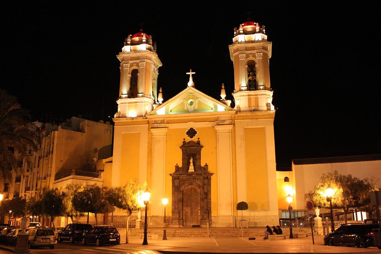 Horario de Misas en Ceuta