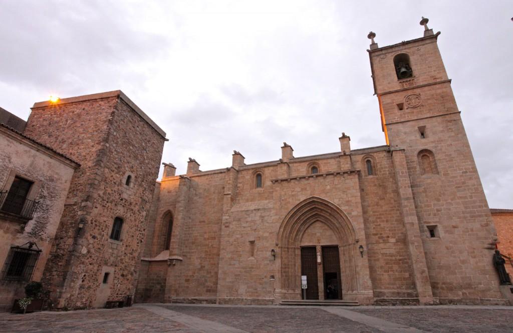 Horario de Misas en Cáceres