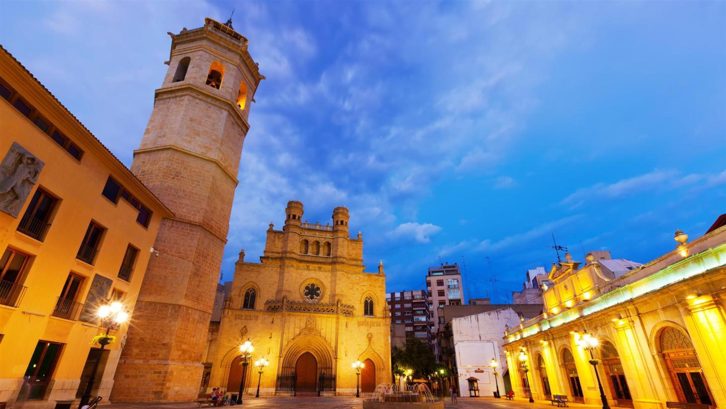 Horario de Misas en Castellón