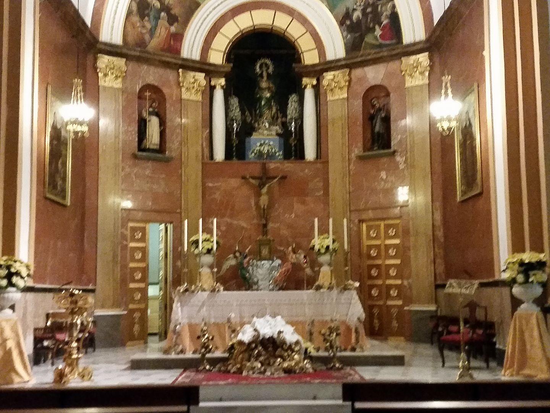 Horario de Misas en Almería