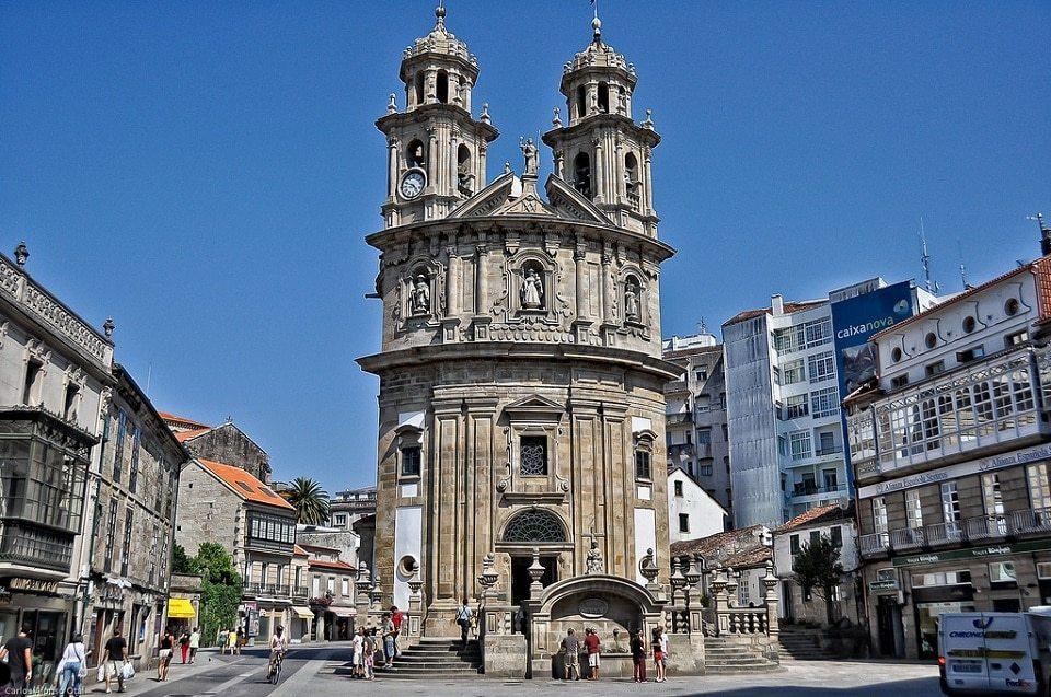 Horario de Misas en Pontevedra