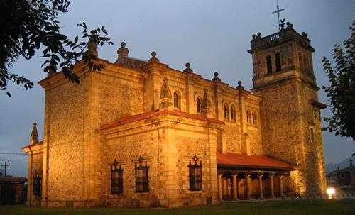 Horario de Misas en Los Corrales de Buelna