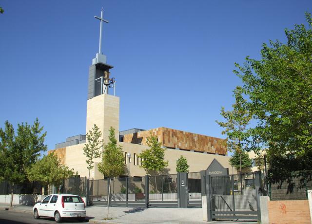Horario de Misas en Boadilla del Monte