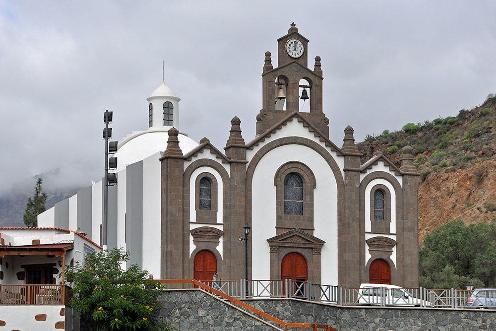 Horario de Misas en Santa Lucía de Tirajana