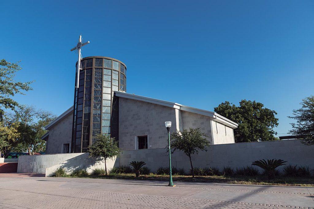 Horario de Misas en Nuevo Laredo