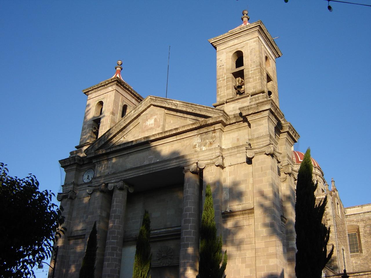 Horario de Misas en Tulancingo